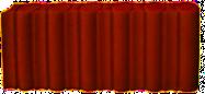 Obrzeże palisadowe okrągłe z zamkiem